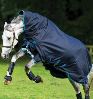 Amigo Bravo 12 All-In-One Turnout - Horseware Ireland