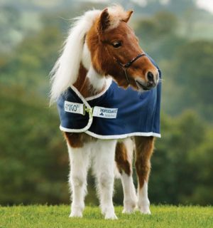 Amigo Petite Jersey Cooler, our classic cooler, now in miniature. - Horseware Ireland