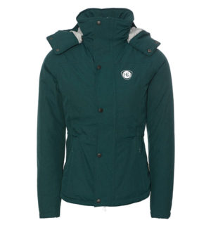 Brianna Riding Jacket Storm Green