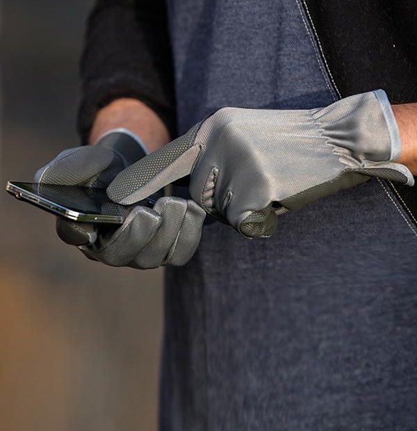 Touch Screen Gloves - Durable and digital grip palm