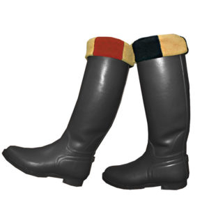 Sunflower Welly Cosies - Horseware Ireland