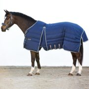 Rambo Optimo Stable Rug is total freedom, total comfort - Horseware