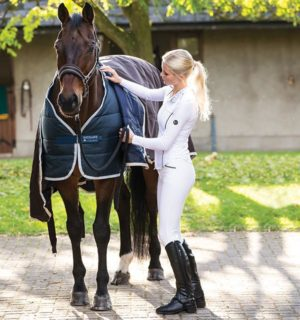 Horseware Vari-Layer Liner, maximum warmth with minimum weight.