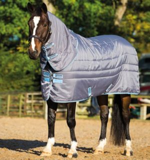 Amigo XL Insulator Plus Stable Rug is comfort for the larger build of horse.