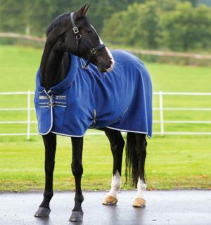 Rambo Cosy Fleece, our cosiest fleece for chillier days. Horseware Ireland