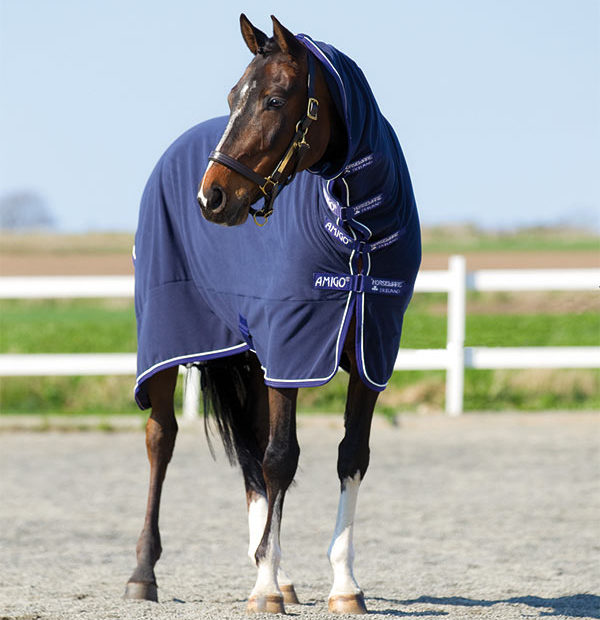 Luxurious feel and smart finish, Amigo All-In-One Fleece - Horseware