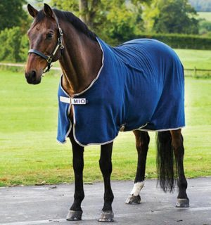 Mio Fleece Rug - Lightweight - Horseware Ireland