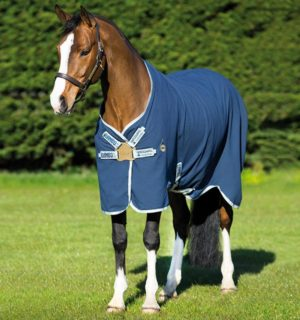 Rambo Helix Sheet with Disc Closure Front, our most versatile and advanced stable sheet yet.