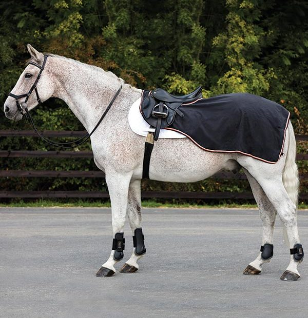 Rambo Waterproof Fleece Competition Sheet - Horseware Ireland