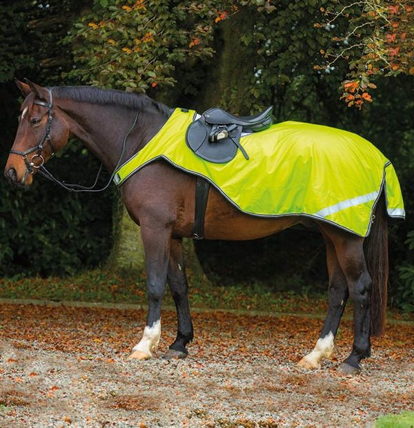 Amigo Reflective Competition Sheet - Horseware Ireland