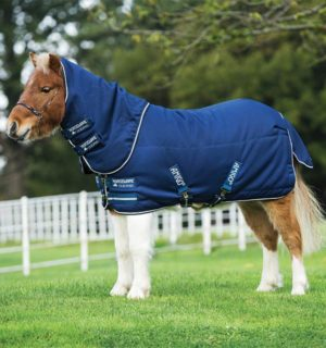 Amigo Petite Plus Stable, small in size, big on warmth. - Horseware Ireland