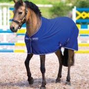 Amigo Jersey Cooler Pony, perfect for the stable, traveling or at a show.