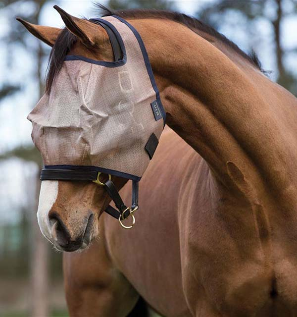 Mio Fly Mask - Fly - Horseware Ireland - Horse Accessories