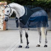 Rambo Show Net Cooler, luxurious hybrid net cooler. - Horseware Ireland