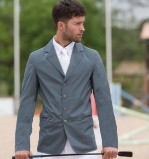 Mens Competition Jacket Grey