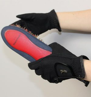 Sport Glove Black - Rider Accessories - Horseware Ireland