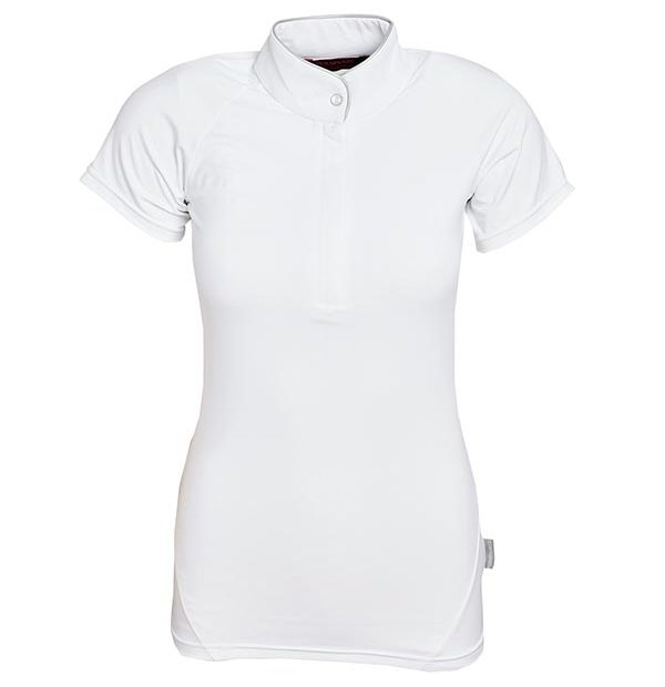 Sara Competition Shirt White