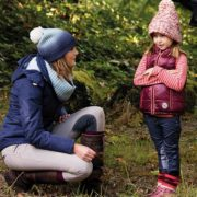 Kids Denim Breeches