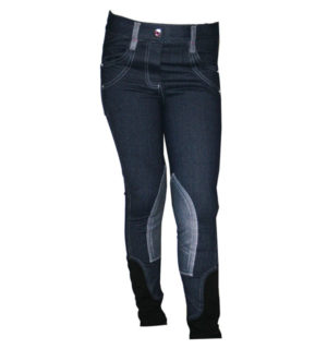 Kids Denim Breeches - Kids Collection - Horseware Ireland