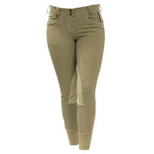 Adalie Ladies Breeches Limited Edition Bamboo & Banana