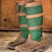 Rambo Original Pull Up Boot Brown - Boots - Horseware Ireland
