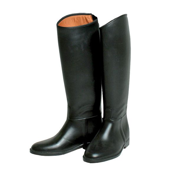 Rubber Boots Black for Women, Men and Kids - Horseware Ireland
