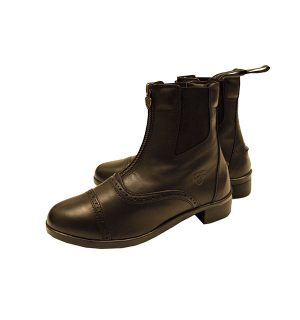 Horseware Paddock Boot - Brown and Black - Horseware Ireland
