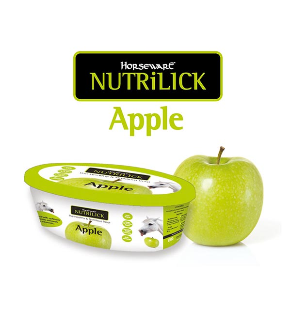Horseware Nutrilick Apple Highly nutritious for your horse and pony
