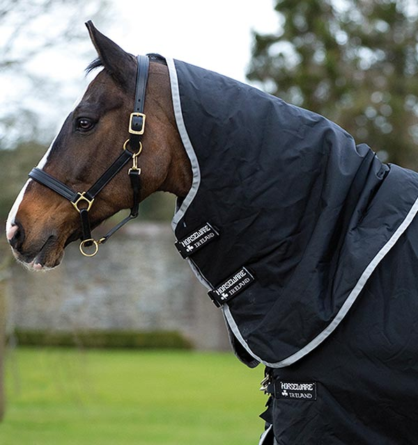 Rambo Supreme with Vari Layer Hood 150G - Horseware Ireland