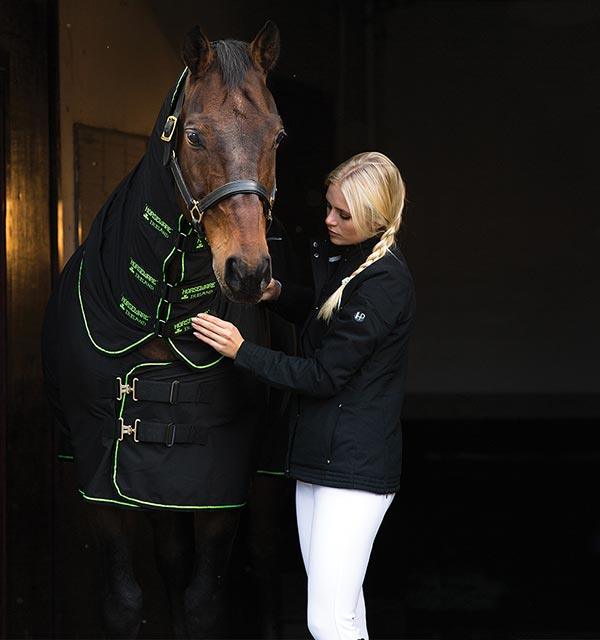 Sportz-Vibe Horse Rug - Massage Therapy