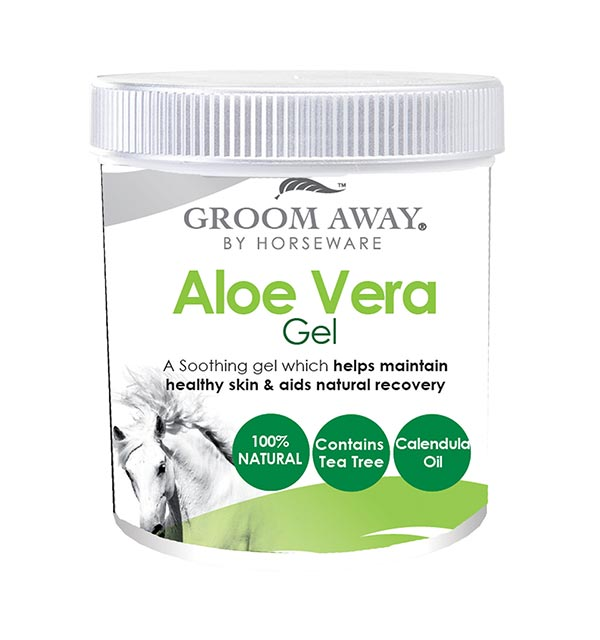 Aloe Vera Gel 200ml - Groom Away - Horseware Ireland