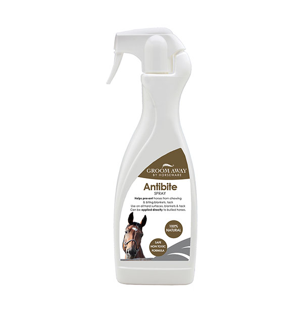 Antibite Spray 500ml - Groom Away - Horseware Ireland