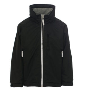Kids Corrib Jacket Black