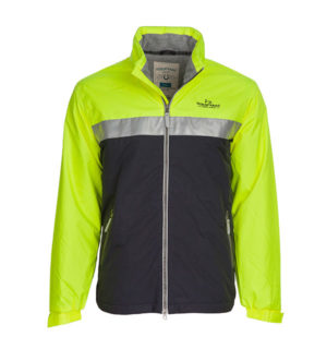Corrib Neon Jacket waterproof with taped seams - Horseware Ireland