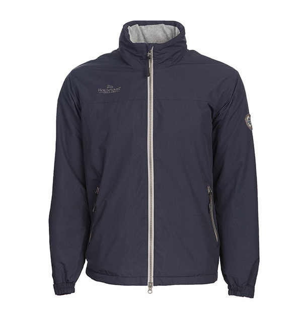 Corrib Jacket Navy Showerproof - Classic Collection - Horseware Ireland