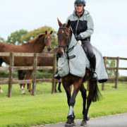 Reflective Corrib Jacket waterproof with taped seams - Horseware Ireland
