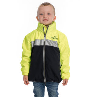 Kids Corrib Neon Jacket Fluorescent