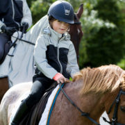 Kids Reflective Corrib Jacket waterproof with taped seams - Horseware