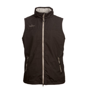 Corrib Gilet Black - Classic Collection - Horseware Ireland