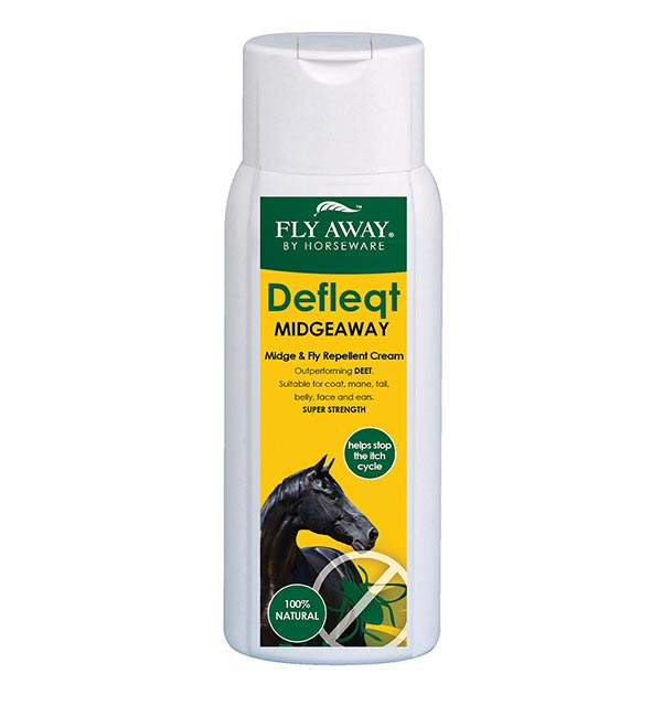 Defleqt Midge Away 400ml / 1l / 2.5l - Fly Away - Horseware Ireland