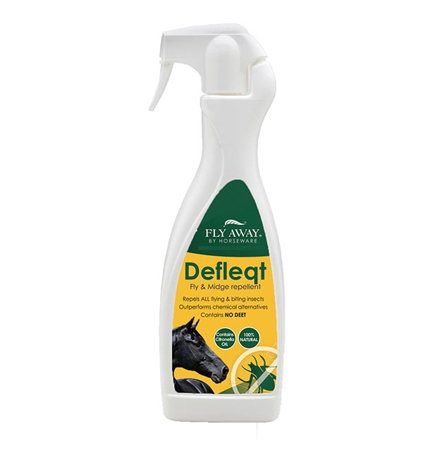 Defleqt Repellent Spray 500ml / 1l / 2.5l - Fly Away - Horseware Ireland