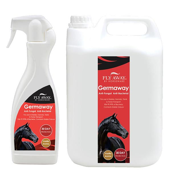 Germaway Spray 500ml / 1l / 2.5l - Fly Away - Horseware Ireland
