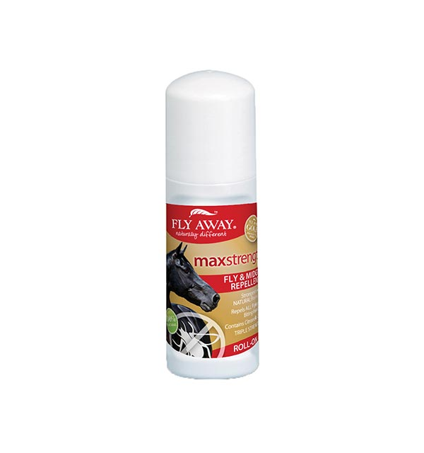 Max Strength Roll On 50ml - Fly Away - Horseware Ireland