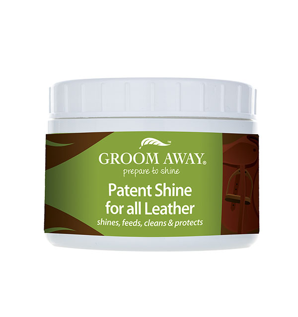 Patent Shine For Leather 200g - Groom Away - Horseware Ireland