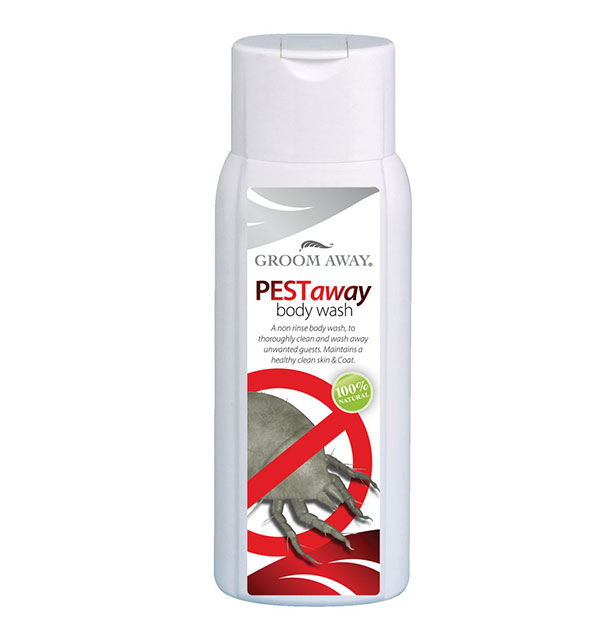 Pestaway - No Rinse Bodywash 400ml / 1l - Fly Away - Horseware Ireland