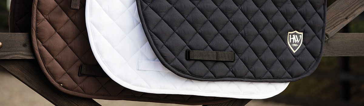 Saddle Pads & Earnets