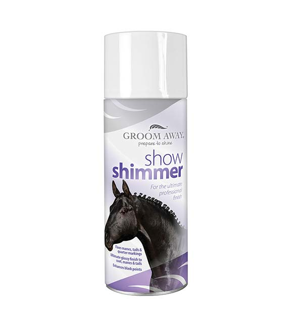 Showing Shimmer 400ml - Groom Away - Horseware Ireland