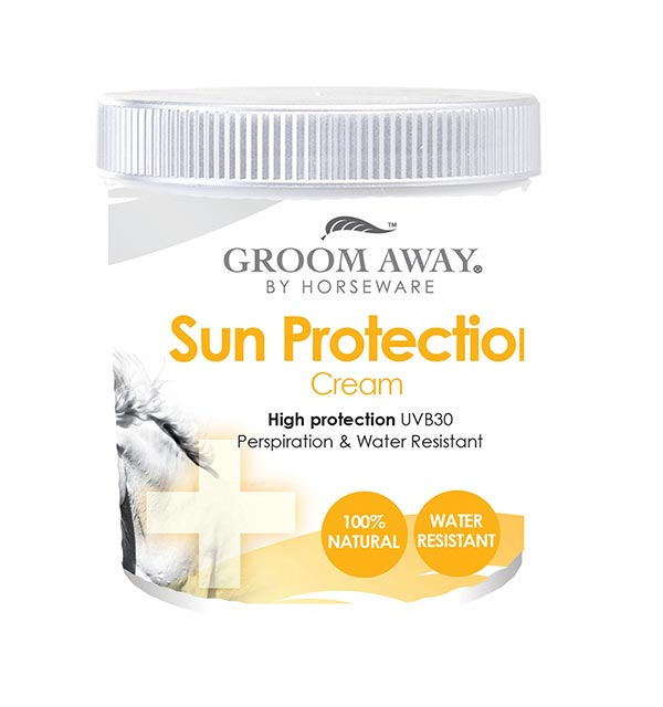 Sun Protection Cream 200ml - Groom Away - Horseware Ireland