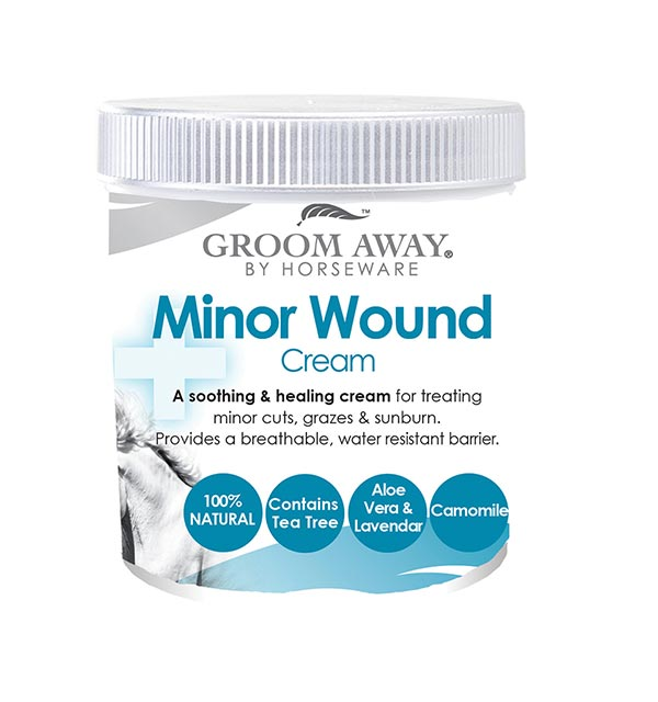 Wound Cream 200ml - Groom Away - Horseware Ireland