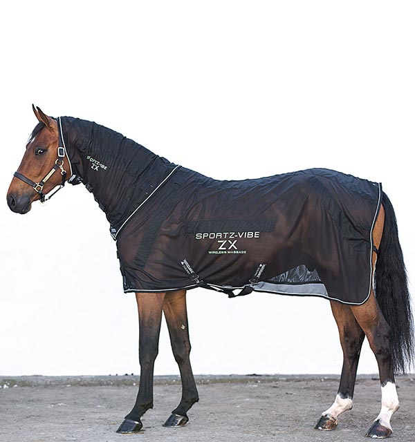 Sportz Vibe Zx Horse Rug The Wireless